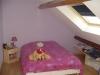 Rangements chambre sous toit