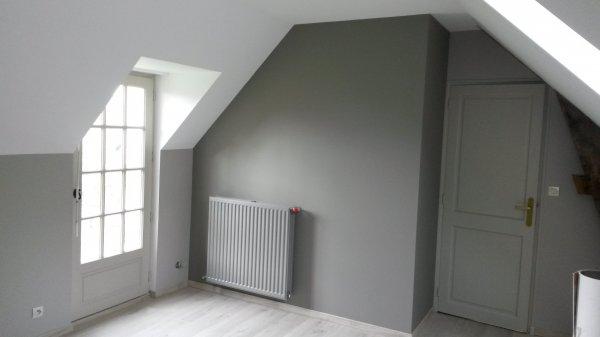 nos r alisations electricit dans les combles et chauffage cousin bois. Black Bedroom Furniture Sets. Home Design Ideas