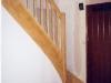 Escalier encastré