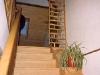 Escalier intégré combles