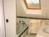 Salle de bain sous combles